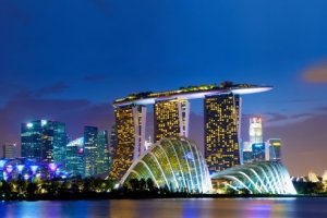 where to go destinations asia singapore