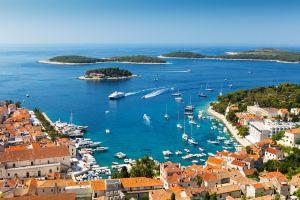 viaje isla hvar diamante costa dalmata croacia