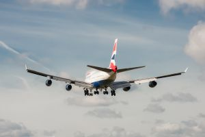Level british airways low cost airline record breaking sales