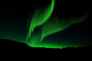un vuelo para disfrutar de las auroras boreales durante 4 horas