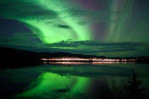 Une compagnie aérienne décide de passer au beau milieu d'une aurore australe