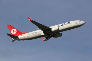 Les passagers de la compagnie aérienne Turkish Airlines profitent de casques audio