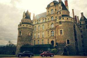 Reportage à Anjou  une découverte vintage