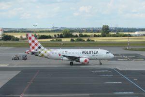 Compagnie aérienne volotea relie Bordeaux à Malte