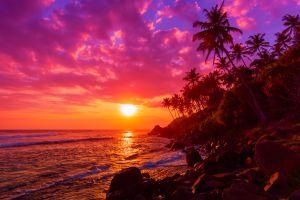 where to go honeymoon romantic beach destinations