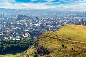 Summer guide to Edinburgh great outdoors sun