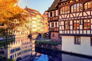 un fin de demana en estrasburgo