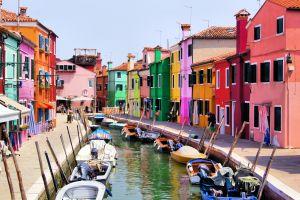 burano isla multicolor venecia italia viajes joya desconocida