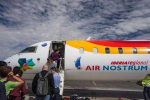 air nostrum costa cruceros acuerdo viajes transporte madrid valencia bari triente