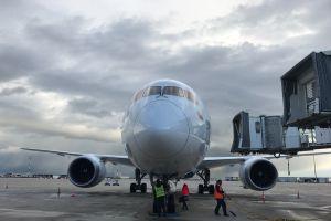 Billet d'avion Boeing Dreamliner compagnie aérienne Oman Air