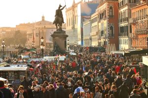venecia turismo contador personas entradas regular la masificacion
