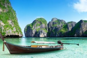 The Beach May Bay in Thailand bald gesperrt