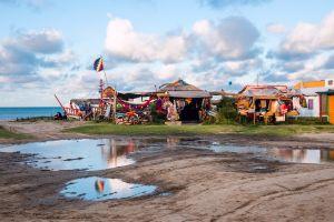 cabo polonio hippie village uruguay south america