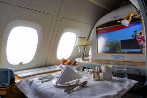Ce vol Etihad Airways est le plus luxueux au monde
