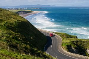 Irlande du Nord  la route côtière de Belfast à Derry