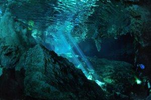 best underwater caves in the world destination watersports