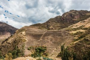 Un hôtel perché dans les falaises du Pérou