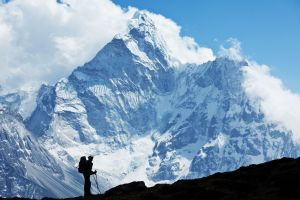 Hillary Step Everest's Famous ledge collapsed