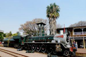 Un train luxueux pour découvrir l'Afrique du Sud