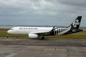 Réalité augmentée dans avions compagnie aérienne New Zealand