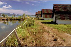 kampung pelangi el barrio pobre mas colorido del mundo esta en indonesia arco iris