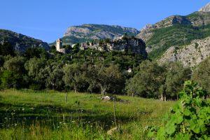 Voyage au Monténégro dans le village fantôme de Stari Bar