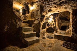 10 unterirdische Städte, von denen Sie noch nie gehört haben