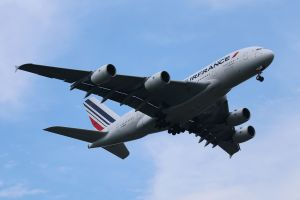 Chine employée d'Air France giflée par une cliente vol raté