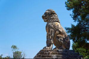 visita la tumba de anfipolis gracias a la realidad virtual video 3d grecia