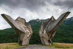 Croatia's bizzare monuments