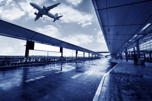 Four of the world's worst airports in UK
