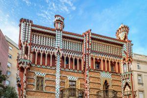 casa vicens a barcellona apre al pubblico diventa museo antoni gaudi