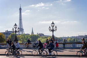 Paris hopes to win 2024 Olympics bid