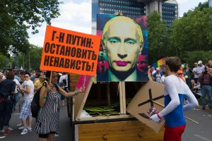 Russia Fosters Hepatitis-A Fears For Travellers To Europe And Its LGBT Events