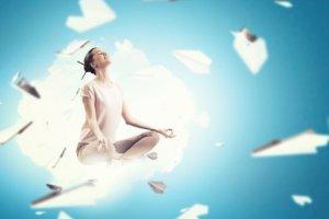 air france mind programa meditacion pleno vuelo