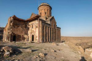 La città di Ani in turchia dimenticata e con 1001 chiese