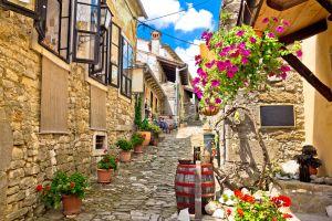 In croazia c'è la città più piccola del mondo