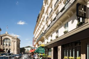 Ouverture de l'hôtel Whistler Paris face à la Gare du Nord