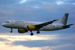 Billet d'avion compagnie aérienne Vueling vol Paris Grenade