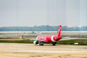 Compagnie aérienne AirAsia oiseau