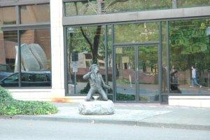 Un parc dédié à la légende Jimi Hendrix à Seattle