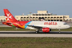 Air Malta vols vers Tunis