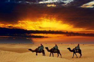 Geläufige arabische Begriffe im Deutschen