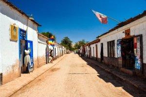 Atacama - die trockenste Wüste der Welt