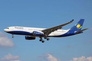 Rwandair vols vers Bruxelles