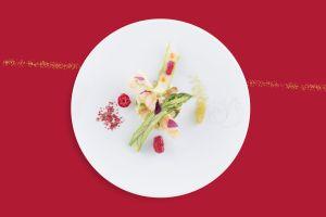 tres meses premiere air france comida chef Michel Roth