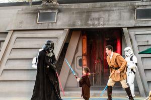 Disney nouvelles maquettes de Star Wars Land