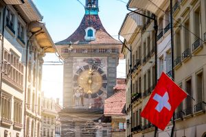 History of Bern's incredible clock tower