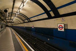 Carte pour les claustrophobes dans le métro londonien
