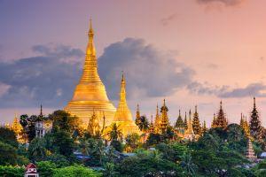 Die Pracht der Tempel Asiens